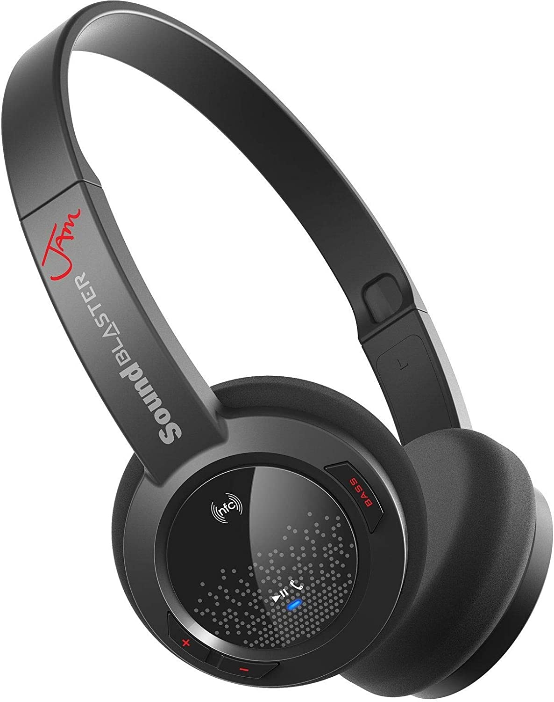 5 Best Value on-ear headphones of 2018 - Creative Sound Blaster Jam