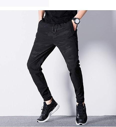 IOAAD Pantalones Deportivos Pantalones Hombres Pantalones de ...