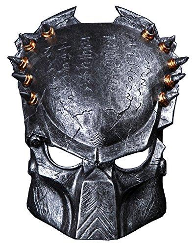 Predator Mask Halloween (AVP Alien vs Predator Mask Halloween Resin Replica)