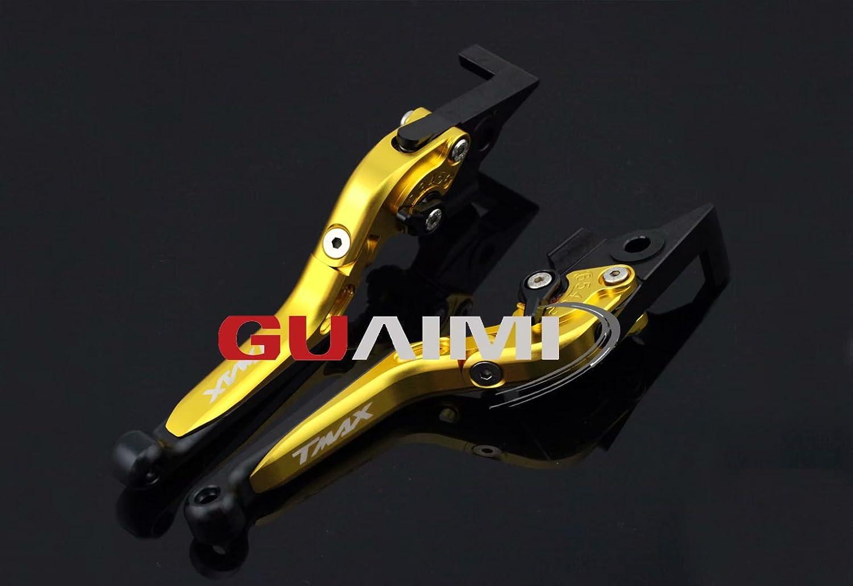 Moto Conjunto de palanca de embrague y freno para Yamaha T-MAX XP500 2008-2012 XP530 2013-2017