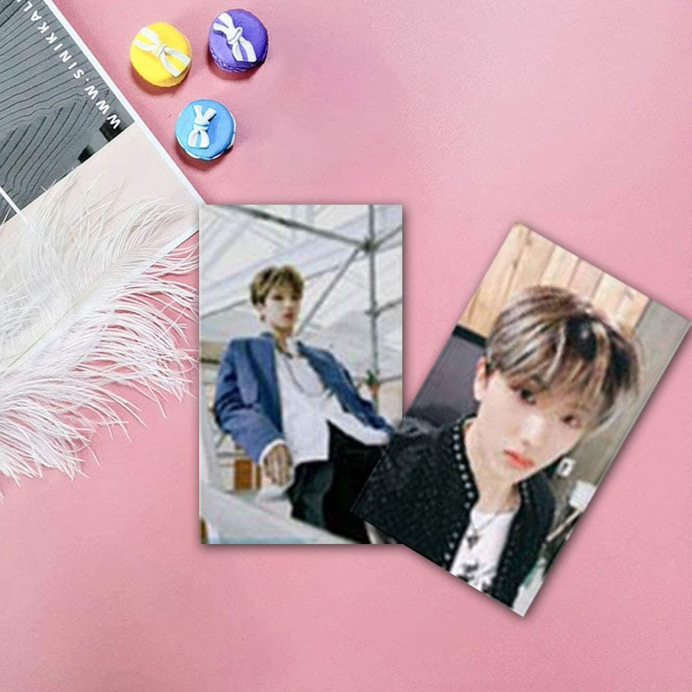 HAECHAN Chutoral 30 Pcs//Set Kpop NCT Dream Photocards HD Self Made Paper Cards LOMO Card Best Gift for Fans