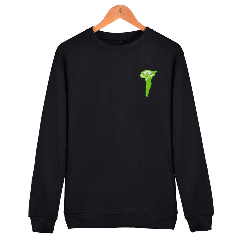 Calla Lily Flower Unisex Adult Crewneck Sweatshirt Long Sleeve Lightweight