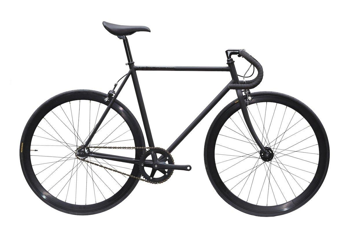CARTEL BIKES カーテルバイク AVENUE COMPLETE BIKE アベニュー コンプリートバイク B01N497TVF 53cm|ブラック(BLACK) ブラック(BLACK) 53cm