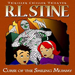 Curse of the Smiling Mummy Audiobook