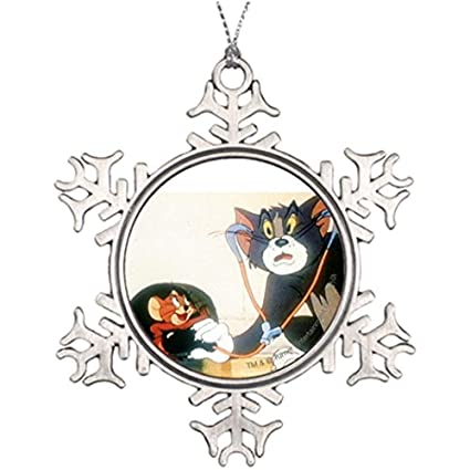 Christmas Branch Decoration Ideas.Amazon Com Diuangfoong Tom And Jerry Tree Branch Decoration