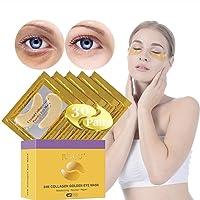 Under Eye Patches, Eye Mask, Gold Under Eye Mask, Gold Eye Mask, Eye Pads, Collagen...