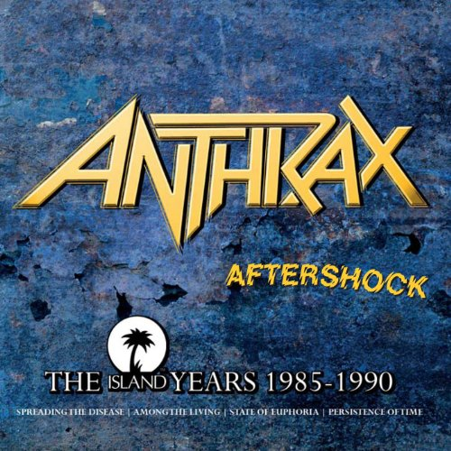ANTHRAX - Aftershock: Island Years - Zortam Music
