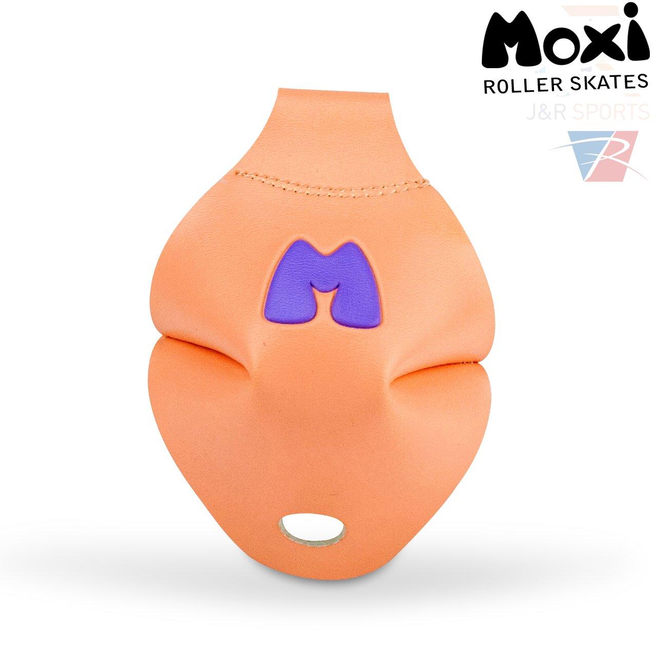 Moxi Quad Rollschuhe Beach Bunny Zehenkappen/ /Pfirsich