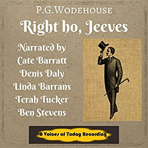 Right Ho, Jeeves! Audiobook