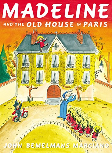Madeline and the Old House in -