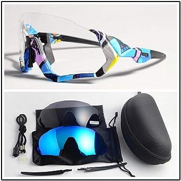 ZKAMUYLC SunglassesNuevo diseñador de la Marca Gafas de ...