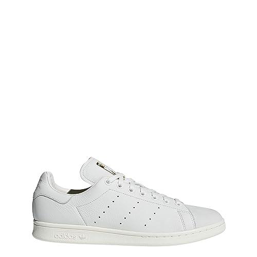 various colors 53274 1685f adidas Stan Smith Premium, Zapatillas de Deporte para Hombre  Amazon.es   Zapatos y complementos