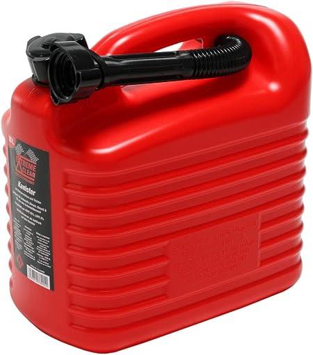 Kraftstoff Kanister 10 L Reservekanister Benzin Kanister Kraftstoffkanister Auto