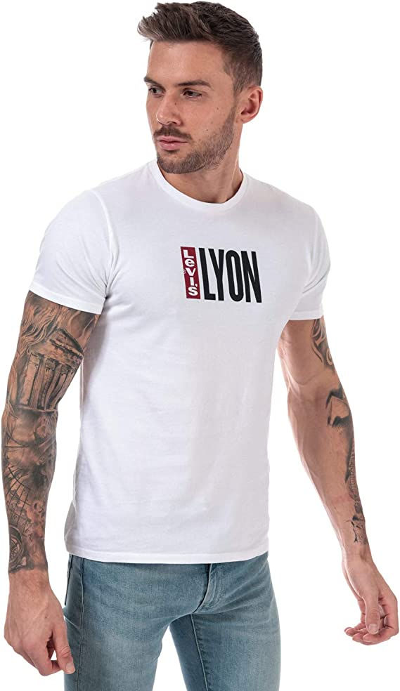 Levis Destination Tab 2 Lyon - Camiseta de manga corta ...