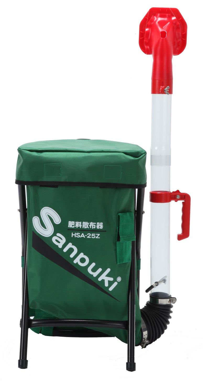 肥料散布器 ホームクラフト HSA-25Z (タンク容量20L) B00LVVBXB2