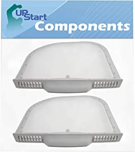 2 Pack 5231EL1001C Dryer Lint Filter Replacement for LG Dlex7600we, LG Dle1501w, LG DLGx7601we, LG Dlex7600ke, LG DLG7201we, LG DLG1502w, LG Dle1101w, LG Dley1901we, LG Dley1901ke, LG DLGy1902we