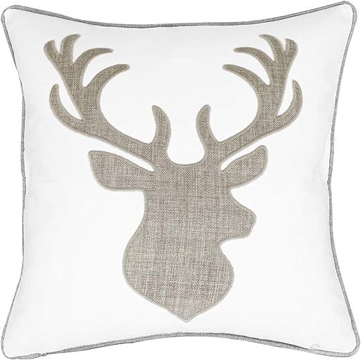 "Large 18/""X18/"" Ready to Ship 100/% Original My Pillow Pets Moose As Seen OnTV!"