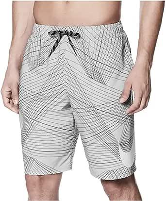 Amazon.com: Nike - Bañador para hombre, talla S, color gris ...