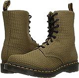 Dr. Martens Women's Page Wc Boot, Khaki, 3 UK/5 M US