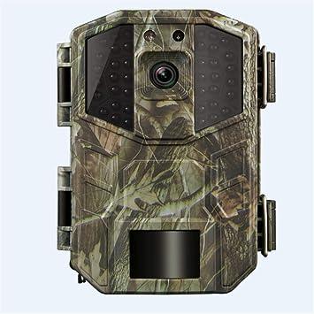 skwff 1080p cámara de visión Nocturna de Caza a Prueba de ...