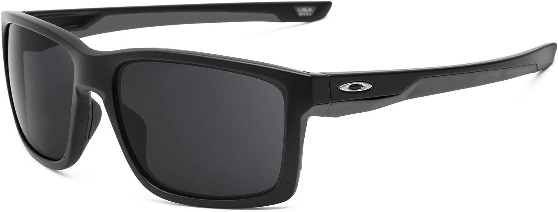 Revant Verres de Rechange pour Oakley Mainlink XL - Compatibles avec les Lunettes de Soleil Oakley Mainlink XL Violet Plasma Mirrorshield - Polarisés Elite