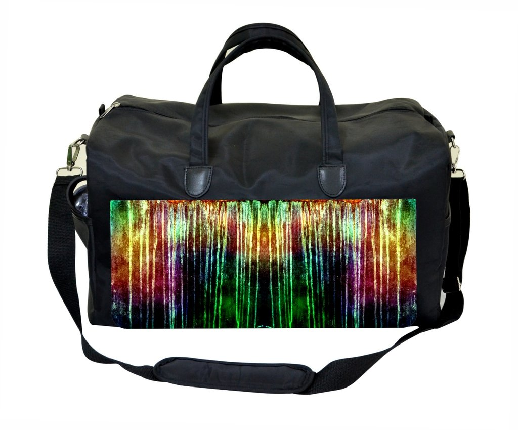 Abstract Paint print Weekender Bag