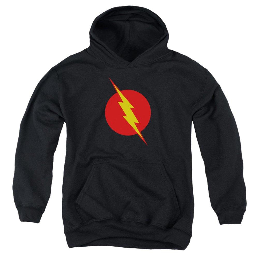 Justice League JLA Reverse Flash Big Boys Pullover Hoodie Trevco