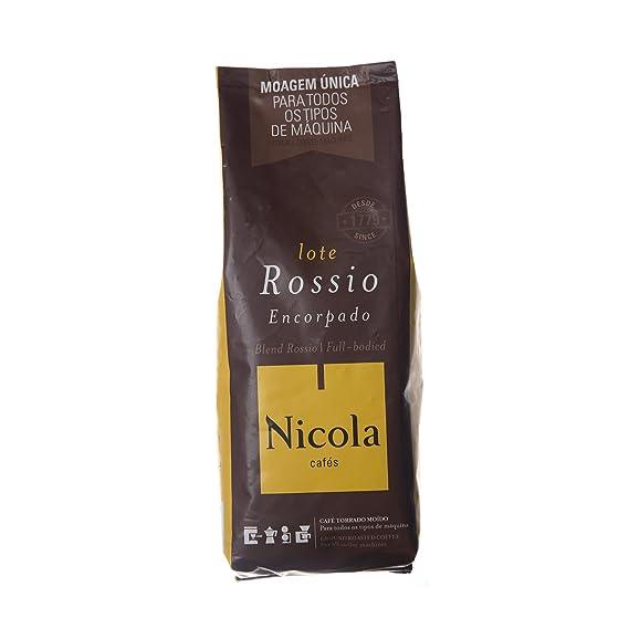 Café Nicola Rossio Molido 250 gr