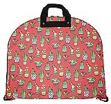 Ever Moda Cactus Hanging Garment Bag