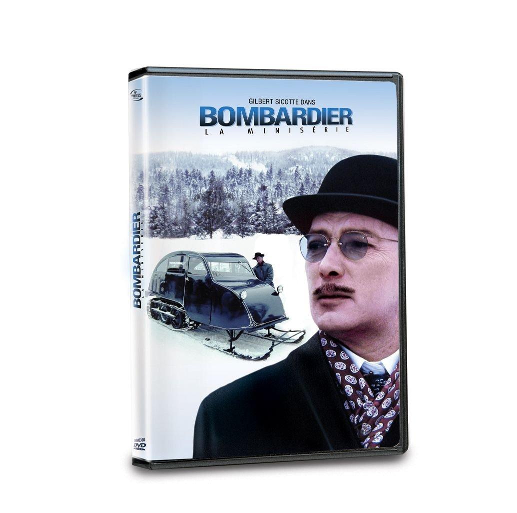 Bombardier La Miniserie (Version française) Gilbert Sicotte Francois Labonte TVA 824255003766_AUDVIDDG_US