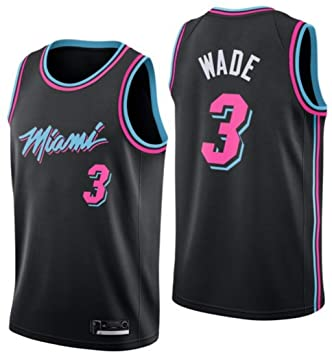 brand new 910c6 28cfb Dwyane Wade,Basketball Jersey,Miami Heats, New Fabric Embroidered,Swag  Sportswear