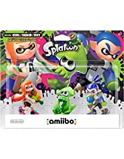 splatoon 3 pack amiibo