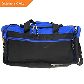 Amazon.com | Sandover Duffle Bags w Shoulder Strap Sports ...