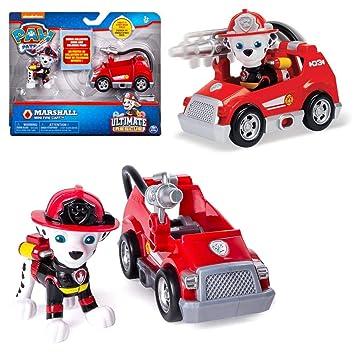 Spin Master Ultimate Rescue | Mini Vehículos con Figura del Juego | Patrulla Canina, Figura
