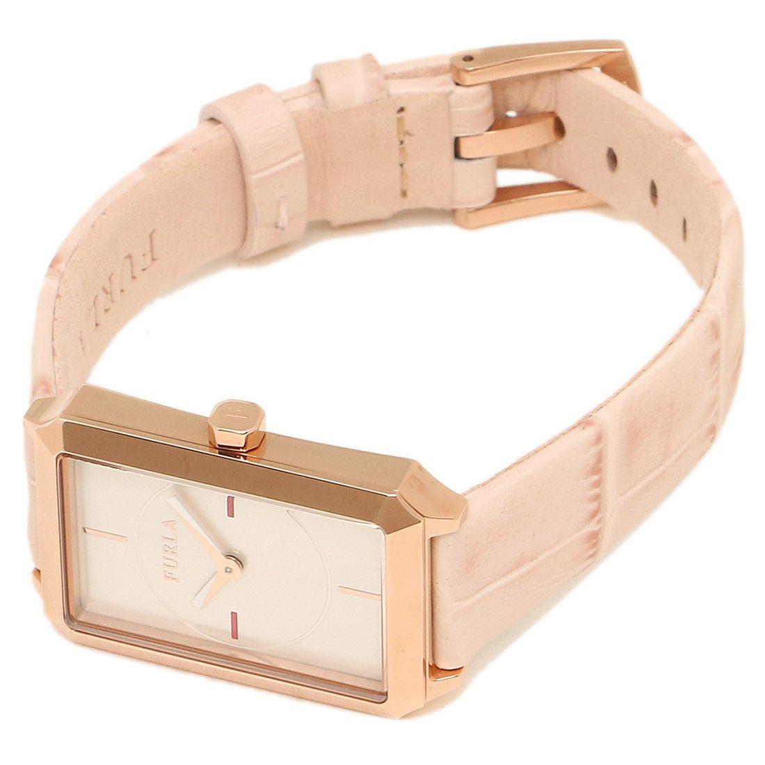 16294aff63a1 Amazon   [フルラ] 腕時計 レディース FURLA R4251104501 866575 ローズゴールド/ホワイト [並行輸入品]    並行輸入品・逆輸入品・中古品(レディース)   腕時計 通販