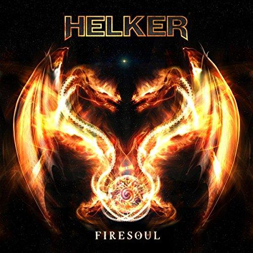 CD : Helker - Firesoul (CD)