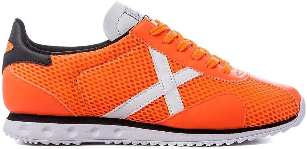 Zapatillas Munich Sapporo 07 39 Naranja: Amazon.es: Zapatos y ...