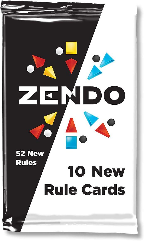 Looney Labs LON00095 Zendo Rules Expansion, Multicolor: Amazon.es: Juguetes y juegos