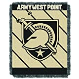 Military Academy OFFICIAL Collegiate, Fullback Baby 36 x 46 Triple Woven Jacquard Throw