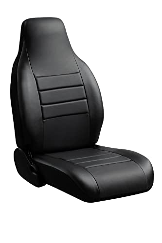 Fia Sl62-84 Blk/Blk Custom Fit Rear Seat Cover
