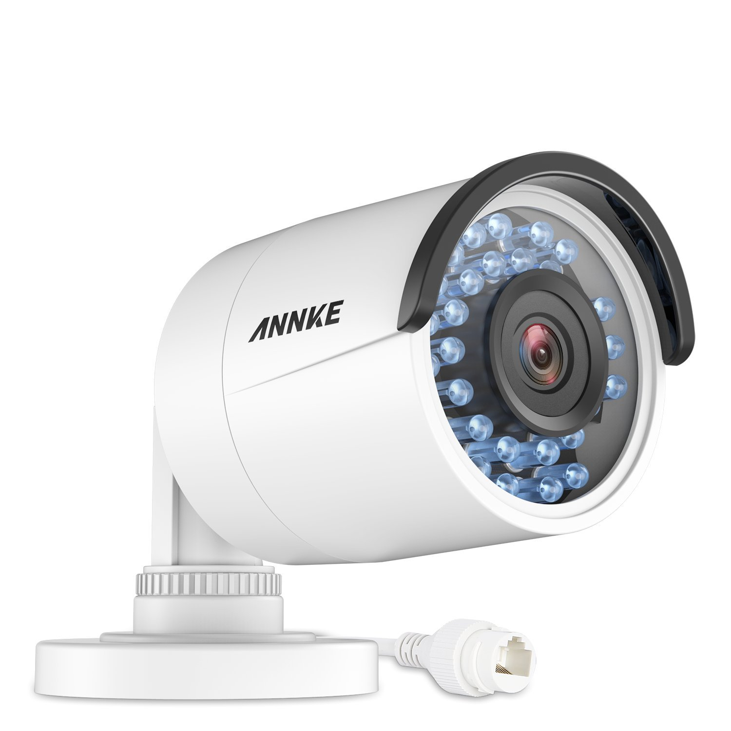 ANNKE 1.3MP 960P Network POE IP Camera, IP67 Weatherproof CCTV Camera