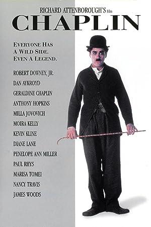 Amazon.com: Chaplin: Robert Downey Jr., Geraldine Chaplin