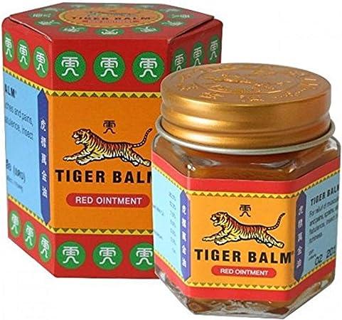 Tiger Balm 虎标万金油,跌打损伤止痛软膏