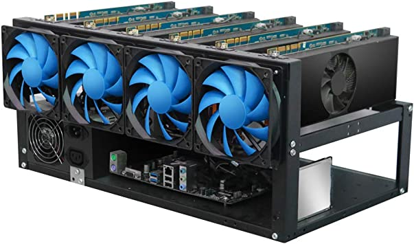what is cryptocurrency mining rig