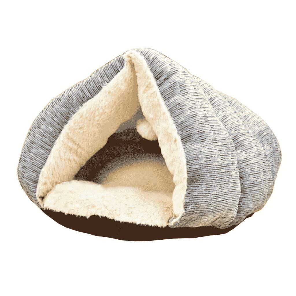 Cat Nest Four Seasons Universal Cat House Cat House Small Dog Triangle Pet Supplies Winter Warm WHLONG