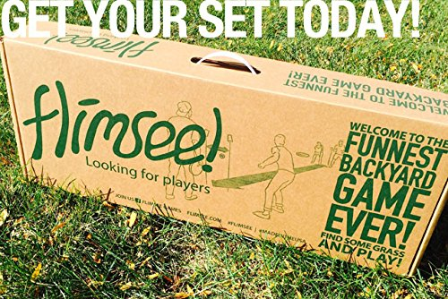 Classic Flimsee Frisbee Game Set by Flimsee (Image #1)