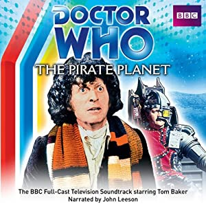 Doctor Who: The Pirate Planet Radio/TV Program