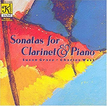 Sonatas for Clarinet and Piano