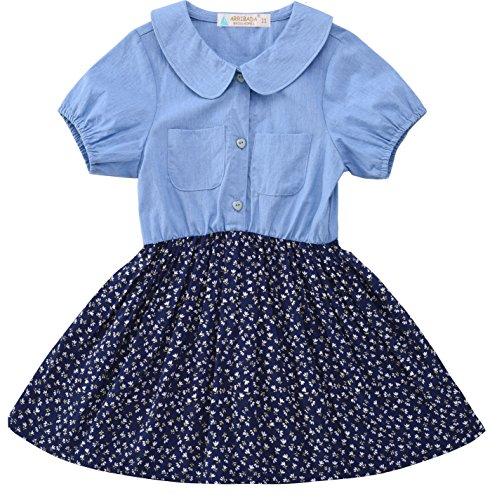Buy belted challis shirt dress - 8