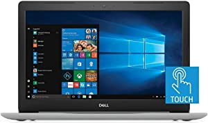 "Dell Inspiron 5570 15.6"" FHD Touchscreen Laptop, Intel Quad Core i7-8550U, 16GB DDR4 Memory, 128GB SSD Boot + 1TB HDD Windows 10 (Renewed)"